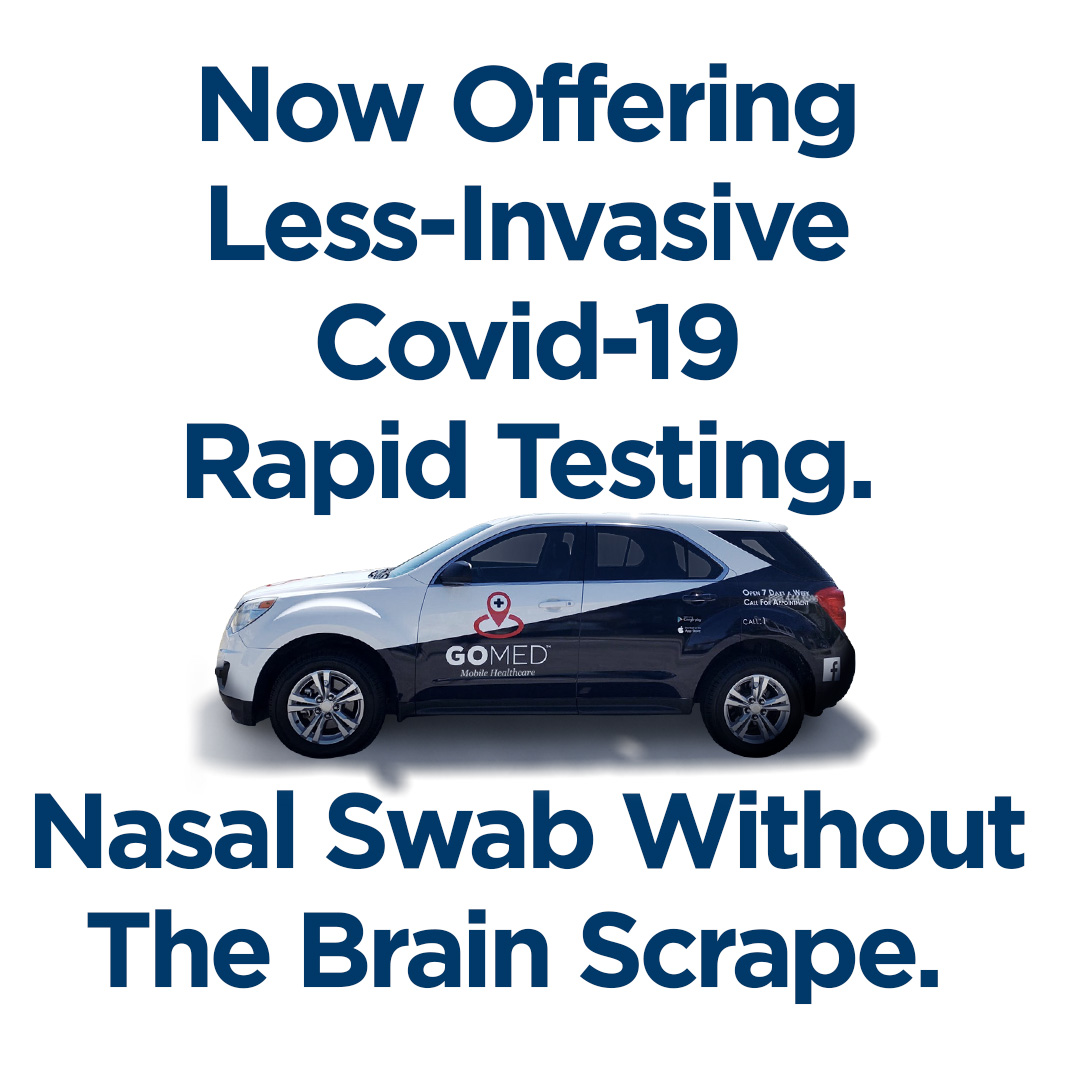 Less-Invasive Rapid and PCR Covid-19 Testing